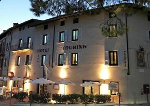 Facciata Esterna Hotel Touring Gardone