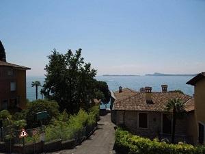Vista Hotel Touring Gardone Riviera